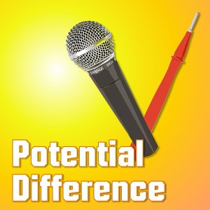 Potential Difference Logo